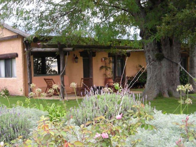 A beautiful farm house on 30 acres! - Solís - Hytte (i sveitsisk stil)