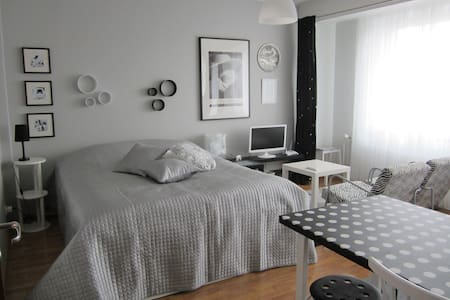 Bright & Lovely City Studio 34m2 - Apartment