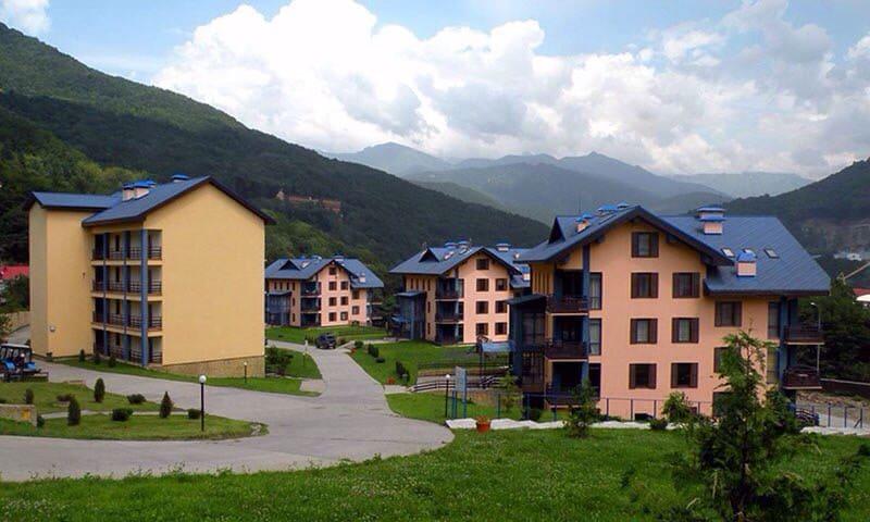 Апартаменты в Коттеджном городке - Сочи - Lägenhet