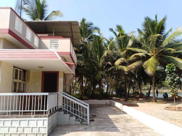 Tranquilla Waterfront Homestay - Mangalore/Mulki