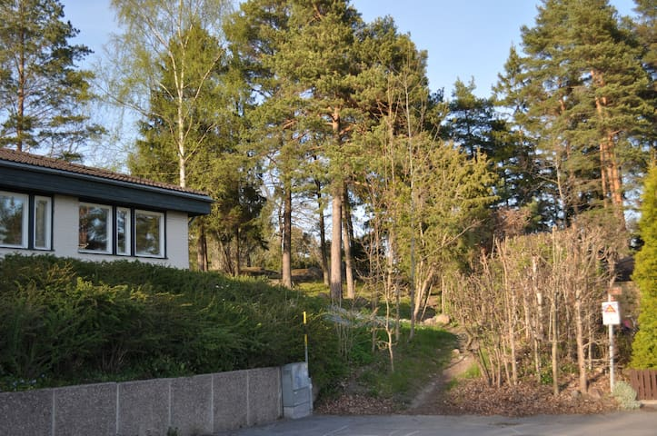 Family friendly home  in picturesque Norrtälje. - Norrtälje - Rumah
