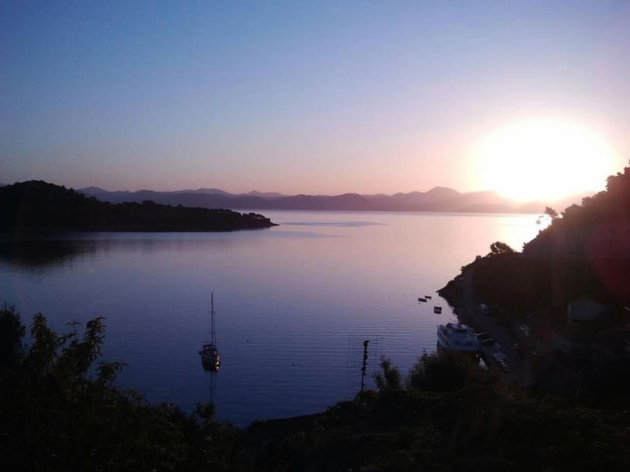 #stunningview#sobra#mljet#morning#sunrise#