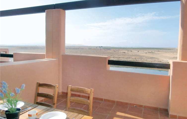 Holiday apartment with 2 bedrooms on 52m² in Alhama de Murcia