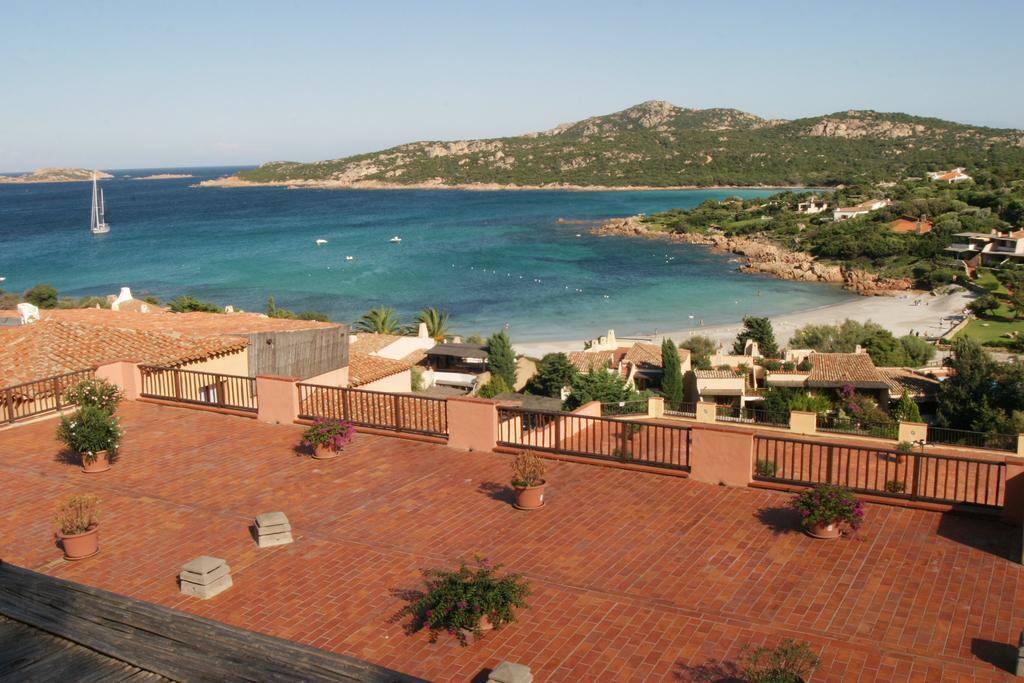Panorama dalla residenza