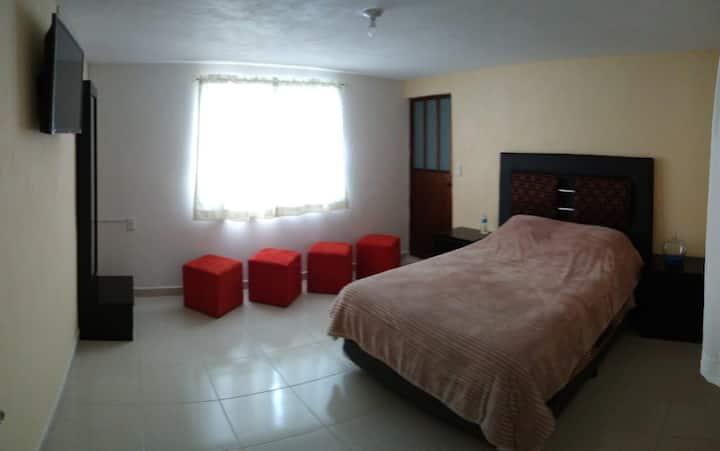 Habitación Sencilla (2 personas) en Hotel Amador