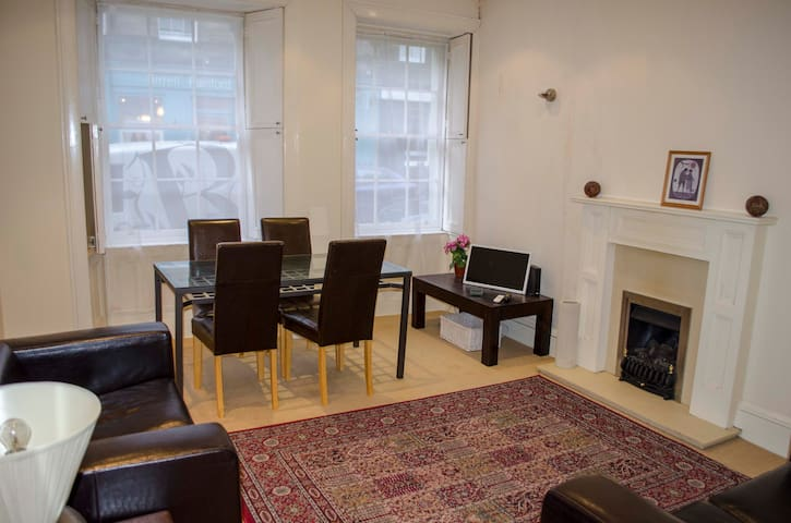Beautiful, private flat in West End, City Centre