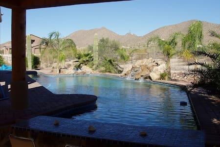 Oasis in the Desert - Mesa