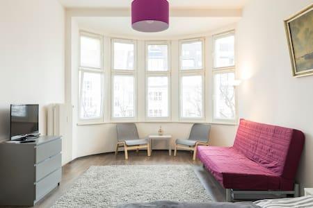 Apartment CityWest at Messe and ZOB - Berliini - Huoneisto