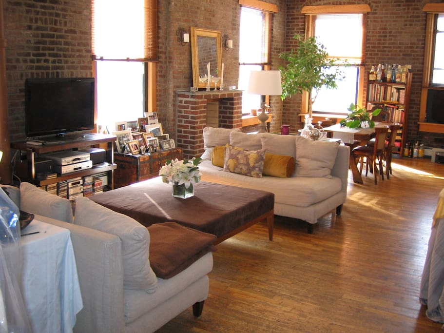 Beautiful Room In Manhattan Loft Apartments For Rent In