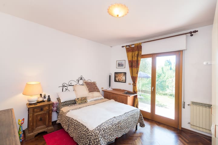 double room in Montecatini - Montecatini Terme - Huoneisto