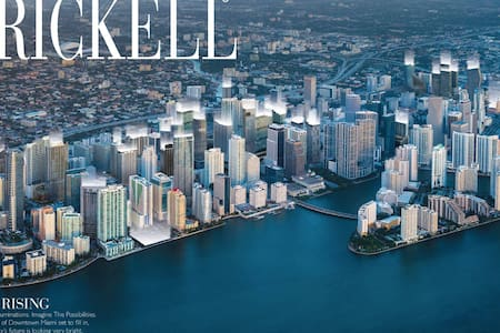 Luxury Apt Brickell Wifi & Free Parking 33 Reviews - Apartment