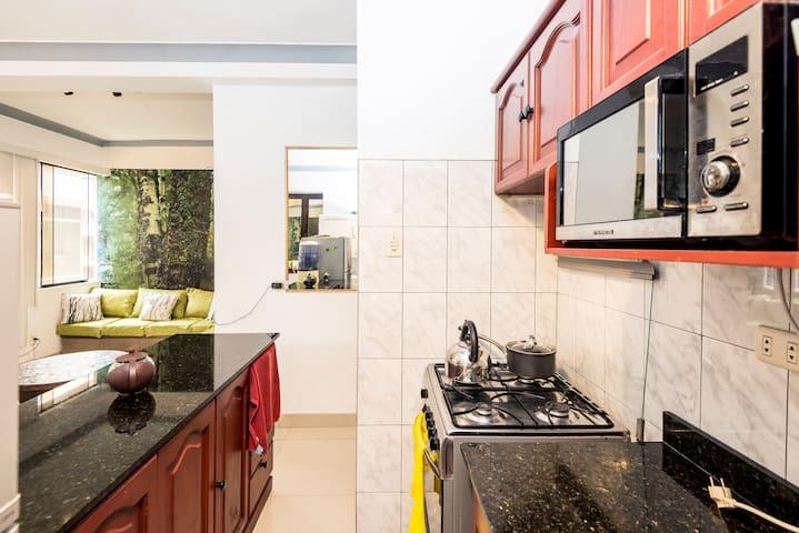 LDSSSSSSS FAMILY HOME - Miraflores District - Apartment