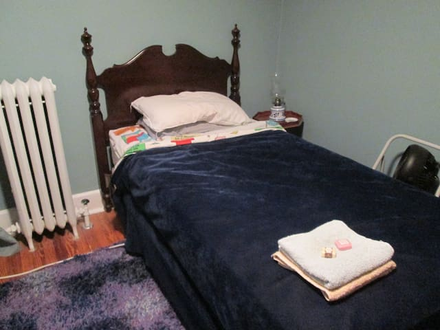 Furnished room close to Philly - Collingswood - House