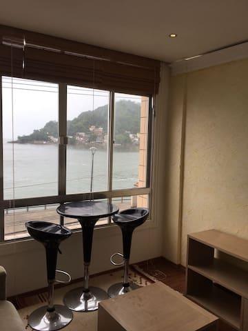 Apartamento Morro dos Barbosas, São Vicente - SP - São Vicente - Daire