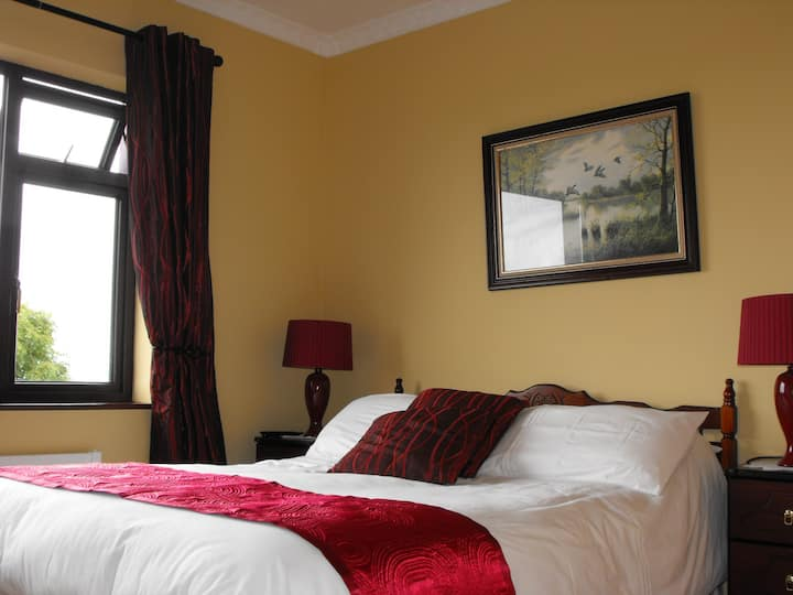 Double room, Panoramic Views Ocean & Mountains