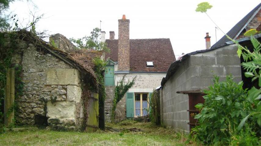 Lovely 18th Century French cottage  - Pontlevoy - House