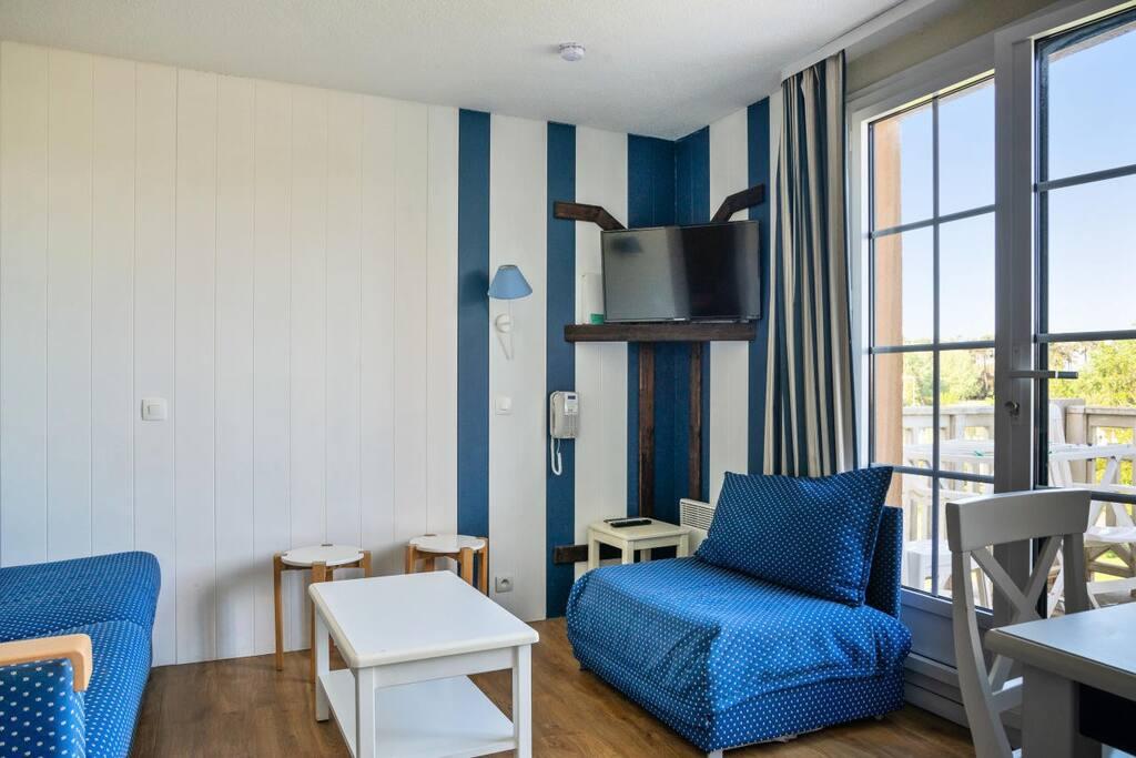 Appartement 2 pièces 7 personnes Selection