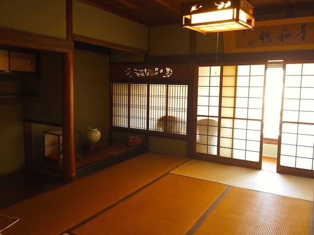 Private Trad. Japanese Room 2-4PPL - Himeji-shi - House