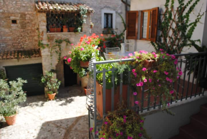 Your home  in Umbria
