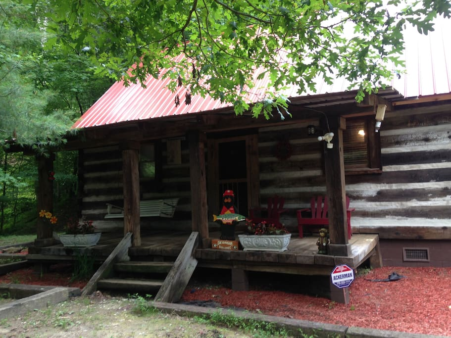 Ponderosa cabin ellijay ga cabins for rent in ellijay for Ellijay cabins for rent by owner