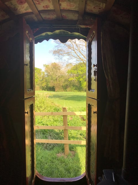 Glamping In Traditional Huts