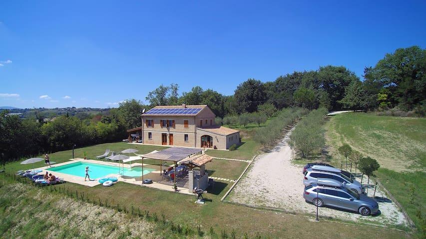 Villa Linda - Barchi - Rumah