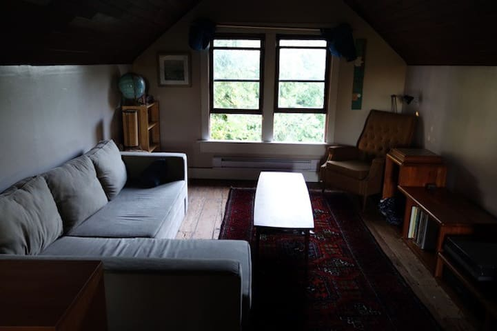 2 bedroom character home - Vancouver - Haus