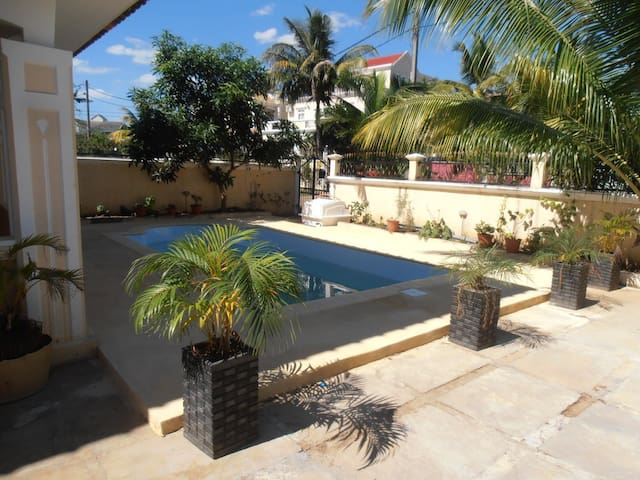 Private Villa in Mont Choisy - Mont Choisy - Huis