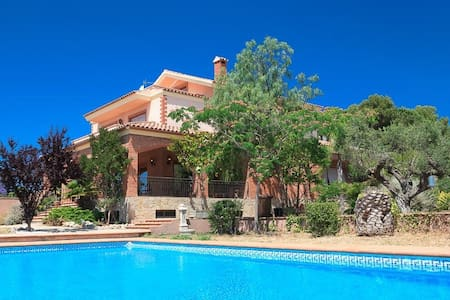 C410-004 VILLA BOTARELL FAMILY HOUSE - Cambrils - Willa