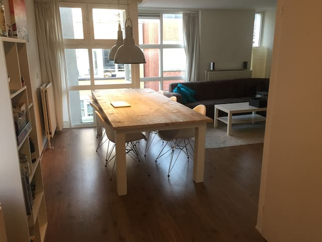 Nice apartment in the city center - Groningen - Apartment