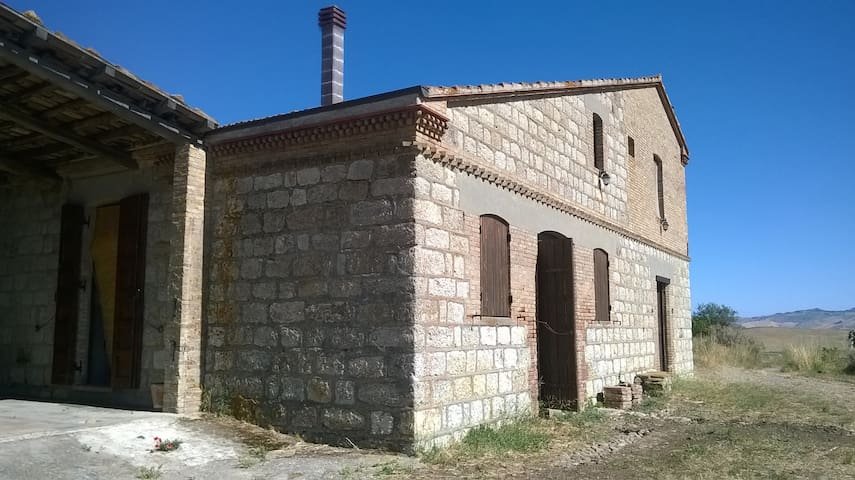 Casa di campagna in Sicilia  - ปาแลร์โม่ - บ้าน