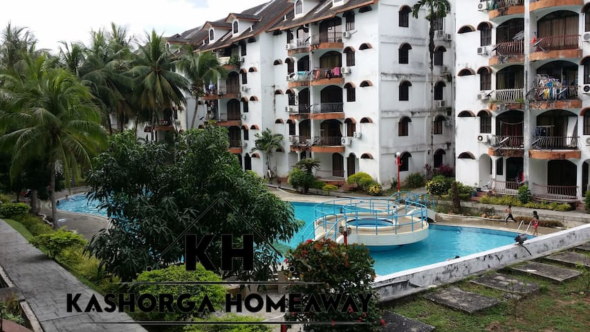 A modest home to stay, KASHORGA awaits you. - Langkawi - Appartement