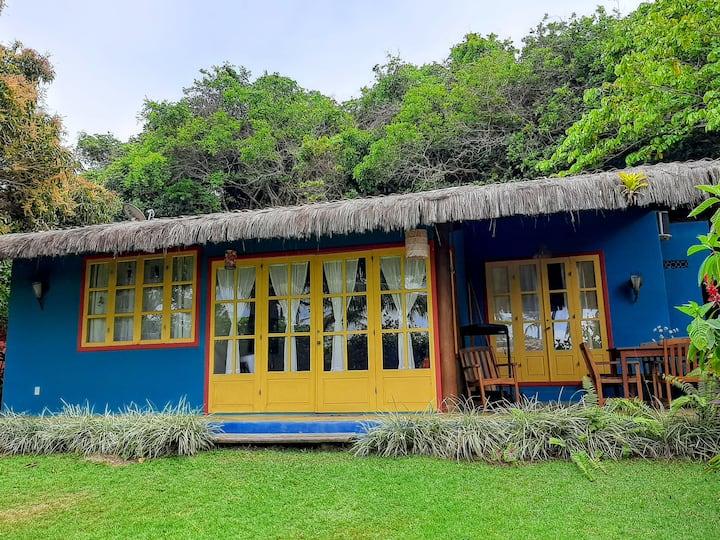 Casa Aracatu - Tranquilidade na Praia do Espelho