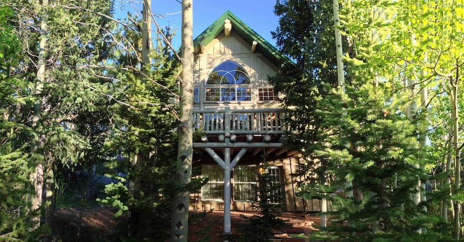 Moose Hollow Retreat - Red Feather Lakes - Rumah