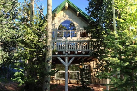Moose Hollow Retreat - Red Feather Lakes - House