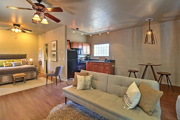 Cozy Tucson Studio Cottage - 4 Miles to Downtown!