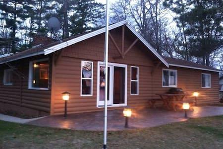 Jackpine Lodge on Lake Minnewawa