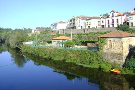 House in Coja, river beach 200ms - Arganil Municipality