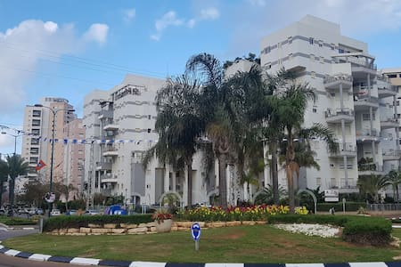 Beach & Park Apartment