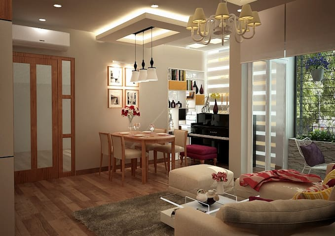 Cozy home to stay in Hanoi centre - Hanoi - Apartment