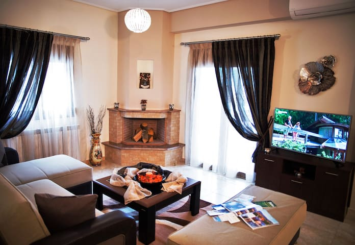 Agria Lux Apartment - Agria - Apartamento