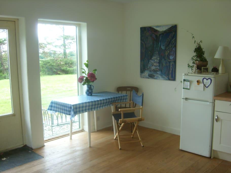 Granny flat kitchen
