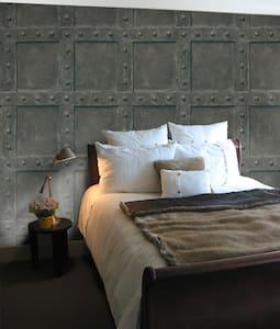 double bed with en suite - Hertford - Casa