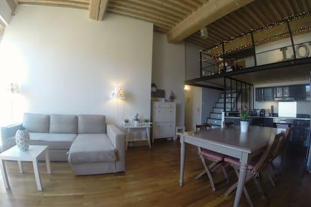 Coeur Croix-Rousse - Lyon - Apartment