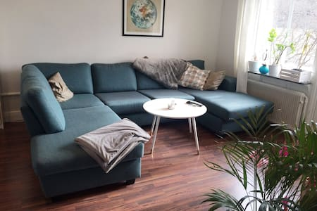 Beautiful, comfortable apartment 10 min to city - Stockholm - Apartment