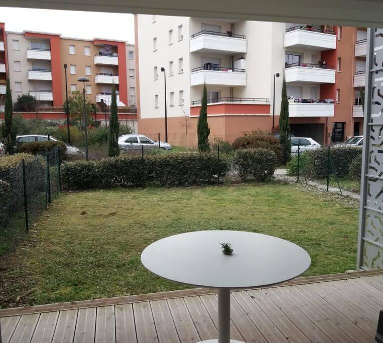 Terrasse & Jardin/Terrace & Garden