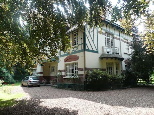 maison de charme du siècle dernier - Mazingarbe - Dom