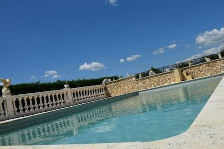 Gîte maisonnette - coeur du Luberon