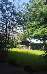 Camera con giardino molto tranquilla - Sesto - Casa