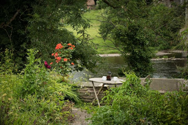 Riverside Basement Apartment - Hay-on-Wye - อพาร์ทเมนท์